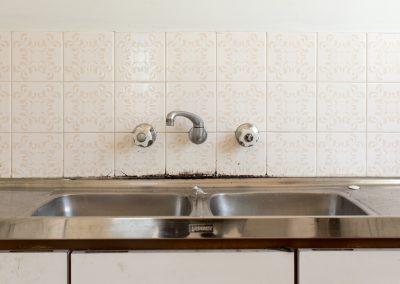 13 - Kitchen Sink Before