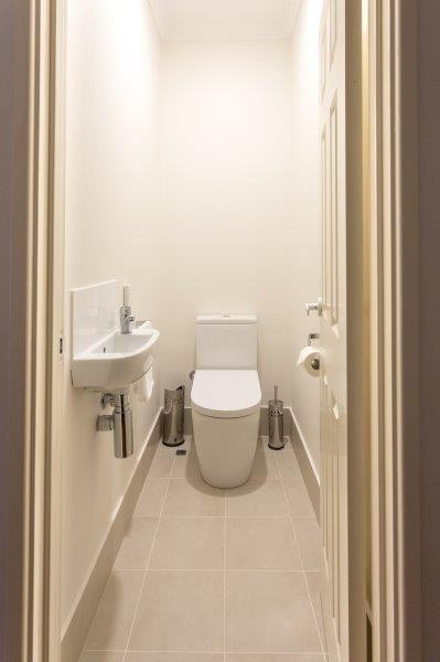 Upstairs WC - After